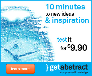 getAbstract-Read a book in 10 mins.!