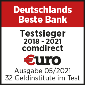 Comdirect Beste Bank