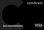 comdirect Visa-Karte