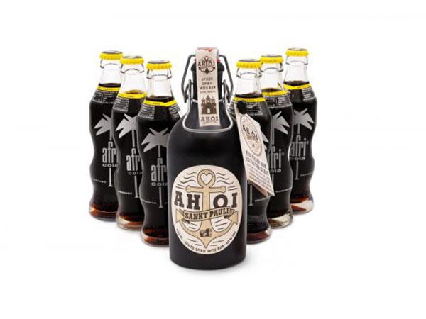 AHOI Rum 500ml + Afri Cola 6x200ml
